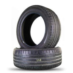 2x-Pneus-D-039-ete-Pneus-Dunlop-SP-SPORT-MAXX-050-275-50-r20-109-W-Dot-2415-4-5-mm
