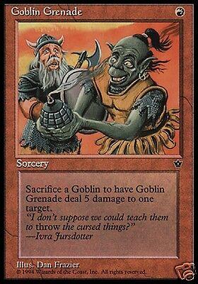 ASILO DEI GOBLIN GOBLIN WARRENS Magic FEM Mint