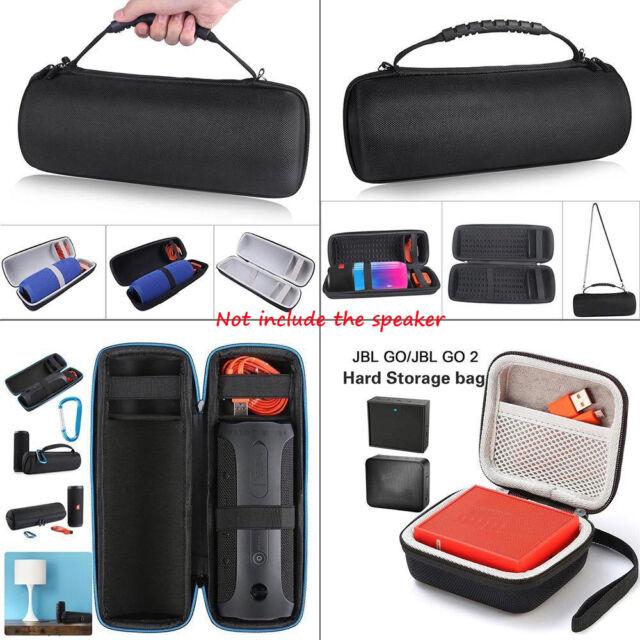 For JBL Pulse 3 / Charge 3 /Flip 4/GO Speaker Travel EVA Carry Case  Shoulder Bag