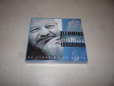 FLEMMING BAMSE JORGENSEN : DE STORE OG DE GEMTE - 3  CDS