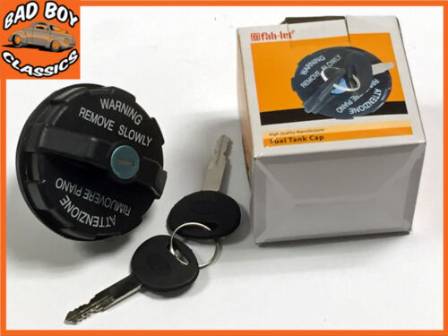 Bloqueo De Combustible Gasolina Diesel tapa se ajusta Suzuki Jimny 1998 /& gt