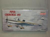 Minicraft 1/48 Scale Piper Cherokee 140