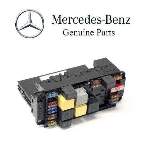 For Benz A209 C209 CL203 S203 W203 Relay Module With SAM Control Unit  Genuine