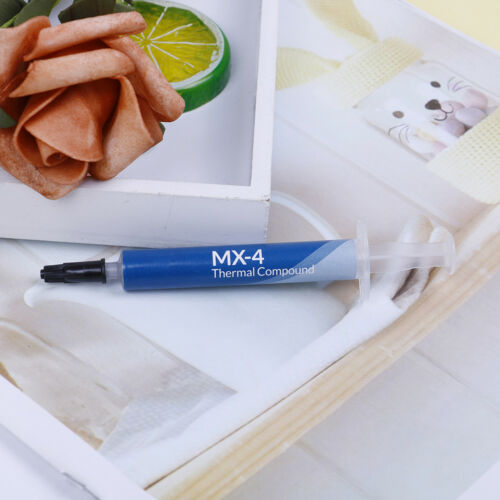 Genuine cooling MX 4 2g thermal compound paste cpu for all coolerss!