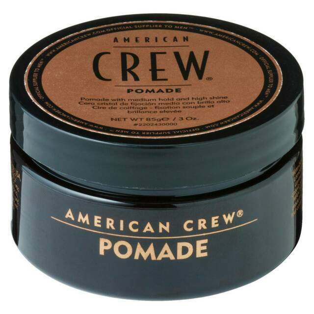 American Crew - Pomade 3 Oz Medium Hold High Shine Gel