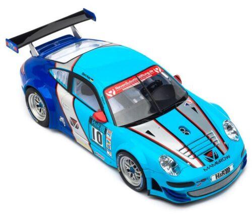 """Carrera 23827 Digital 124 Porsche GT3 RSR /""""Team Mamerow/"""" /""""No.10/"""" STT 2015 *NEU*"""