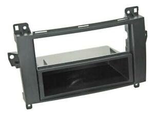 For-Mercedes-A-Class-Car-Radio-Panel-Installation-Frame-Cer-Cover-1-DIN
