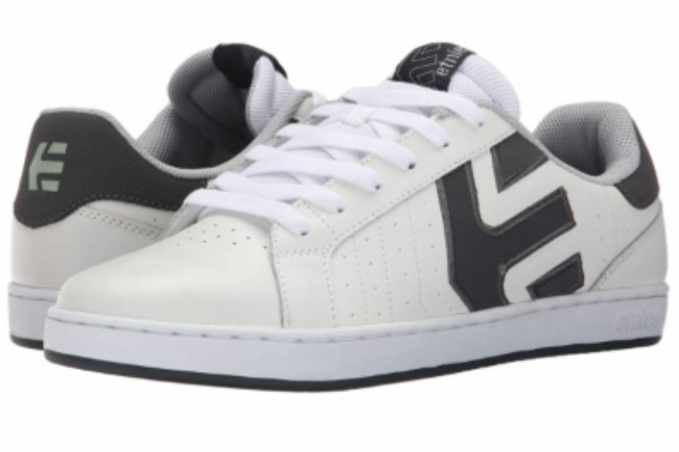 ETNIES FADER LS LEATHER 6 SKATE SHOE MENS SIZE 6 LEATHER D(M) US 6cfd85
