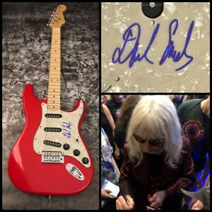 GFA-Spinal-Tap-Harry-Shearer-DEREK-SMALLS-Signed-Electric-Guitar-PROOF-C-COA