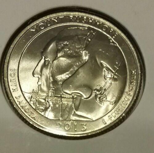 2013 All Five S America the Beautiful Quarters BU Uncirculated 5 Coins