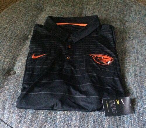 State Size Oregon Bb1 Polo 4xl Tall Big Stripes Nwt Beavers 883154026108 Baseball Drifit Nike 1Wfxt6
