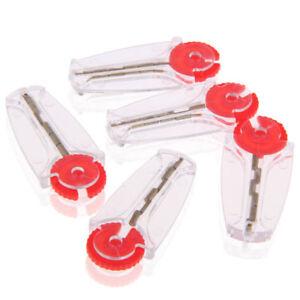 5Pack-30pcs-Flints-Stones-Replacement-Cigarette-Lighter-Dispenser-Fit-For-Zippo