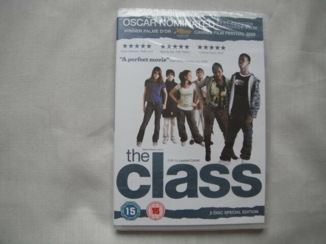 Laurent Cantet - The Class - 2 Disc Special Edition - 2008 French Drama -  NEW