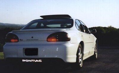 Rear Bumper Inlay Decals 1997-2003 Pontiac Grand Prix