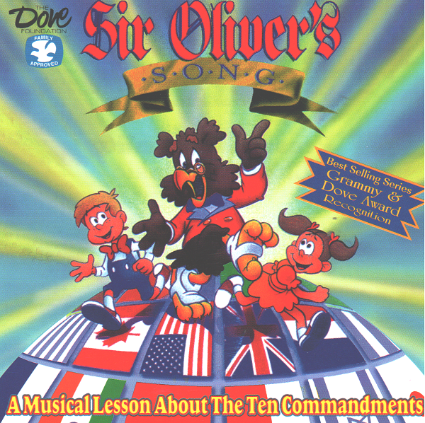Sir Oliver's Song by Bridgestone Kids' (CD, Jun-2006, Alpha Omega  Productions)