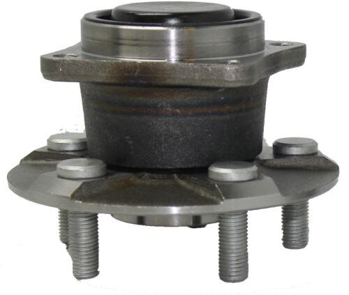 REAR Wheel Hub /& Bearing for 2003-2008 Toyota Corolla Matrix Vibe FWD NON ABS