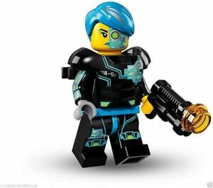 LEGO-SERIE-16-71013-3-MINIFIGURES-NR-1-CYBORG-SINGOLA-1-MINIFIGURE