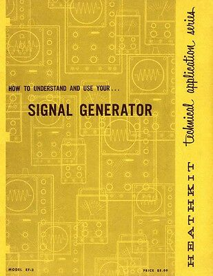 How To Understand and Use Your AF & RF Signal Generator – CD | eBay