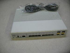 Cisco-WS-C3560CG-8TC-S-8-Gigabit-Ports-2-Uplink-Ports-IP-Base-Switch