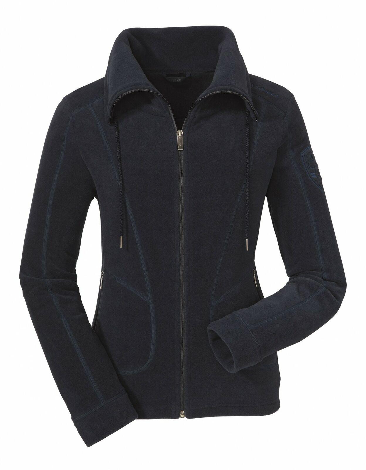 Schöffel Saint Malo Damen Fleecejacke Outdoorjacke Funktionsjacke Fleece
