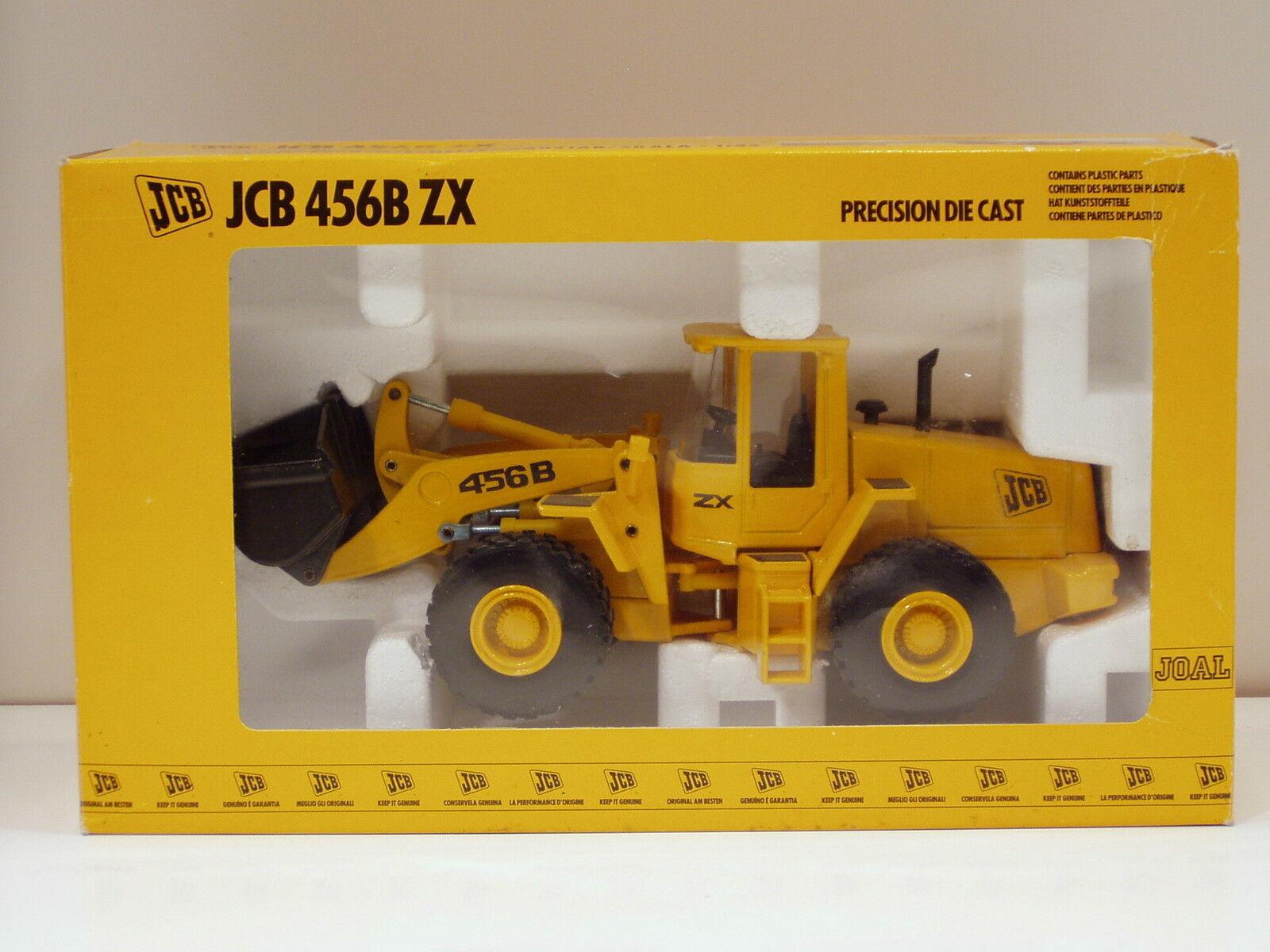 JCB 456B ZX Wheel Loader - 1/35 - Joal #260 - MIB