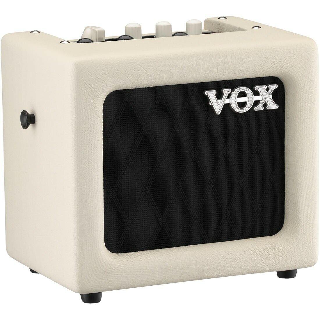 VOX MINI 3 G2 IVORY MODELING AMP - NEU