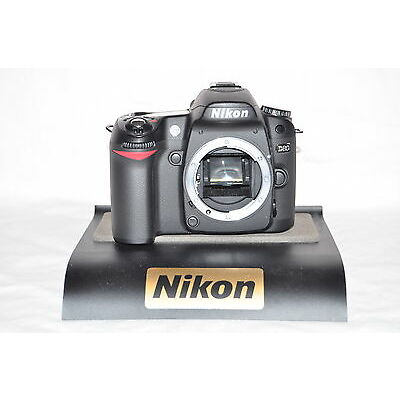 Superb Modifié Nikon D80 10MP Numérique SLR Corps - Bas S/C + Garantie