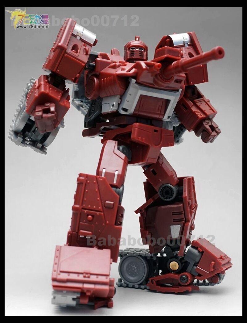 NUOVO badcube Transformers OTS-04 WARDOG GUERRIERO PIEDE DI GUERRA G1 Action Figure in magazzino