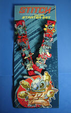 Deluxe 8 Pin Red Lanyard Starter Set Stitch Experiment In Original Package