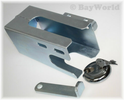 Seguridad de Caja Cerradura Barra Tracción Protección contra Robos para Pkw con
