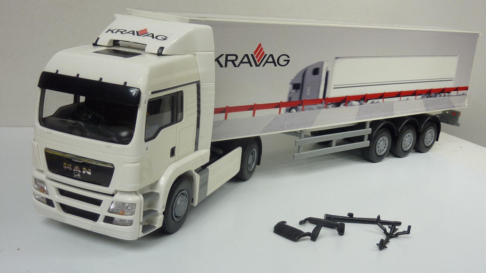 EMEK 1 25 no 82092 homme TGS LX  kofferauflieger Kravag BNIB (a756)  pas cher et de haute qualité