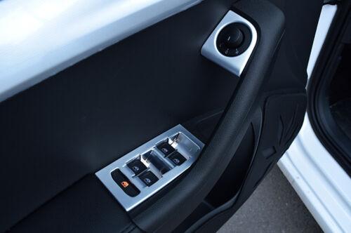 Accessories Interior Door Window Lift Regulator Trim For Skoda Octavia MK3 14-19
