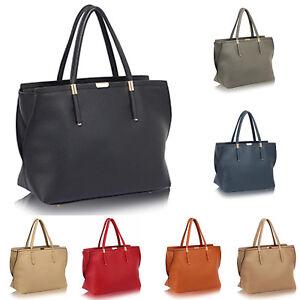 Image Is Loading Las Extra Large Handbags Womens Designer Bags Tote
