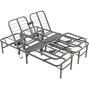 Twin Size Electric Adjustable Bed Frame