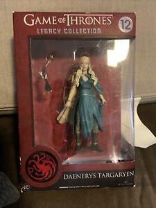 Funko Game Of Thrones Legacy Collection Daenerys Targaryen #12 Figure NEW SEALED