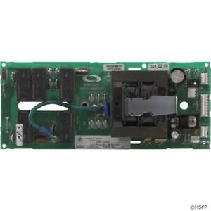 Hydroquip Hot Tub Circuit Board U Series 115v 33 0012 K 33 0012 R2 Ebay
