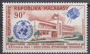 Sensible Madagascar/malagasy Nº 519 ** Journée Mondiale Des Meterologie-afficher Le Titre D'origine Magasin En Ligne