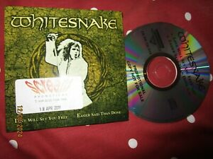 Whitesnake-Love-Will-Set-You-Free-Frontiers-Records-FRPR-CD-019-Promo-CD-Single