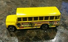 Vintage  1988 Hot wheels Acid Rock School Bratt on Board