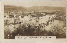 Publ in Ambridge PA American Bridge Works c1905 Real Photo Postcard jrf
