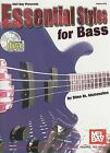 Essential Styles for Bass by Dino Monoxelos (Mixed media product, 2001)