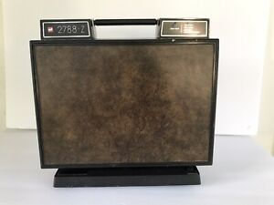 Vintage GAF Dual Eight 2788Z 8mm Film Step Motion Movie Projector Tested