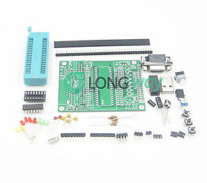C51-AVR-MCU-development-board-DIY-learning-board-kit-Parts-and-components