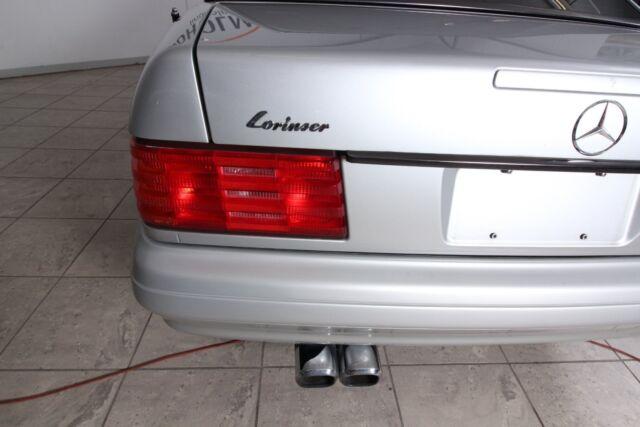 Mercedes SL320 3,2 Cabriolet
