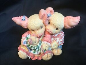 Enesco-1994-TLP-This-Little-Piggy-034-This-little-Piggy-Makes-Three-034-by-Mary-Rhyner