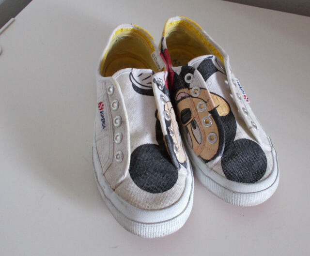 Sneakers Superga Disney Topolino Bambina Donna Scarpe Ginnastica 35  scarpe
