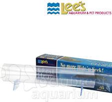 "Medium Ghost House Knife/Elephant Fish Acrylic Tube Hide 10"" Lee's Aquarium"