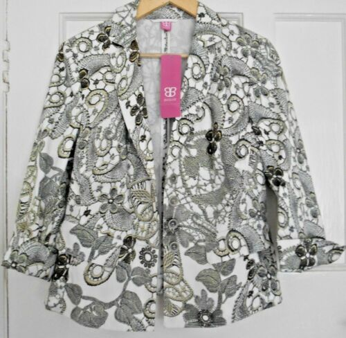 Basler Casual Ladies 12 Size Gb Jacket rYrBd5