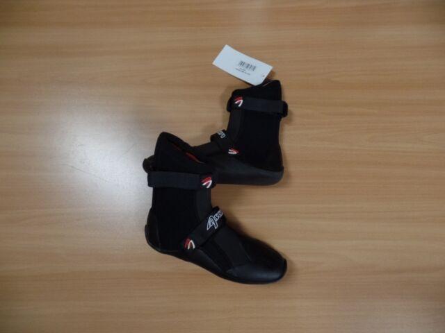 Ascan Neoprenschuhe Jibe 5mm black 2020 Größe 42// 9