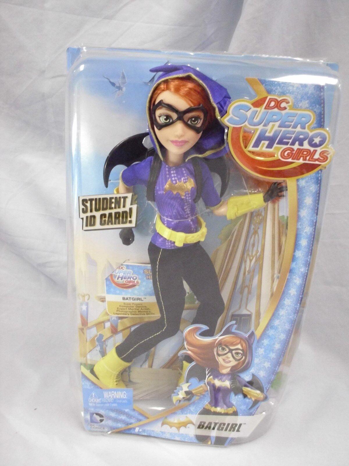 "DC Comics Super Hero 12/"" dolls *Batgirl* Damaged Packaging see pics"